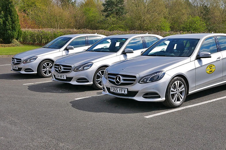 Executive Business Mercedes Cars