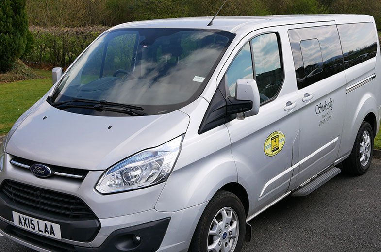 Minibus Hire in Stokesley And North Yorkshire